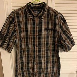 Harley Davidson men's shirt excellent condition